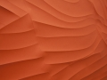 Detail of Orange Swirl 2