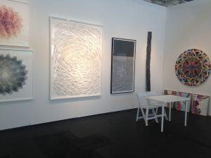 K. Imperial Fine Art Booth #325, 2015