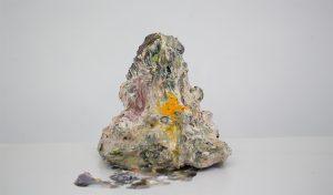 Deborah Dancy Spill 2016 digital pigment print edition #1/5 25 ½ x 36 inches